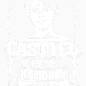 Castiel Is My Homeboy by ohnosidney