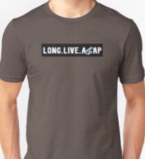 Lang lebe A $ AP Unisex T-Shirt