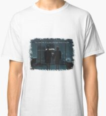 Camiseta clásica Fight Club - Strange Time