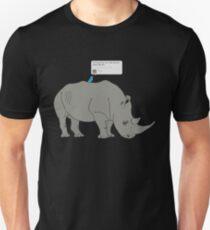#Rhino #Savanna Unisex T-Shirt