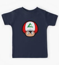 Ash-Shroom Kids Clothes