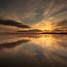 Powfoot Sunset by Brian Kerr