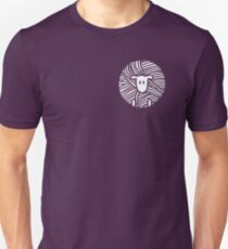 Garn Ball Schafe Slim Fit T-Shirt
