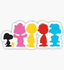 Peanuts Sticker