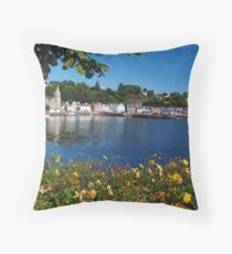 Tobermory Throw Pillow