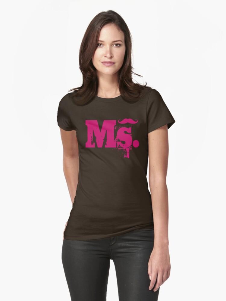 Ms. Mustache2 by delosreyes75