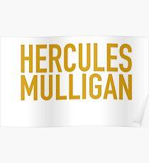 Hercules Mulligan Poster