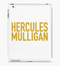 Hercules Mulligan iPad Case/Skin
