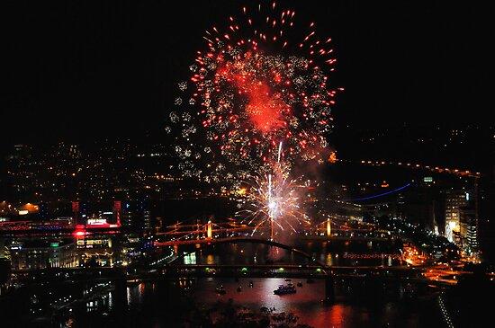 Pittsburgh Skyblast II by PJS15204