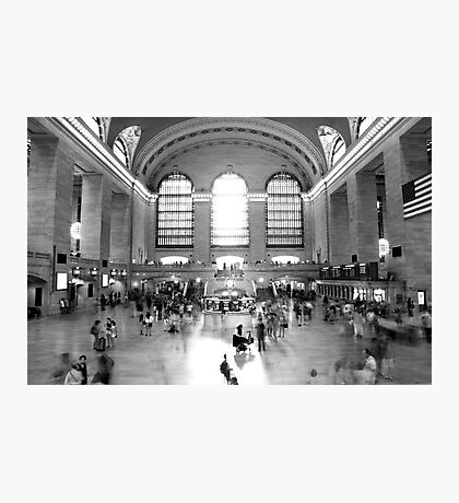 Main Concourse, Grand Central Photographic Print