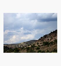 The Beauty Of Rural Nevada Photographic Print