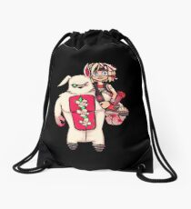 Tiny Tina - Annie Tibbers Drawstring Bag