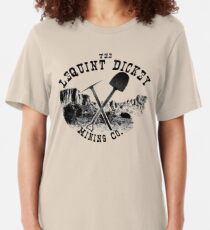 The LeQuint Dickey Mining Co. Slim Fit T-Shirt