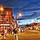 Commercial Drive Vancouver by Nick  Kenrick Photography