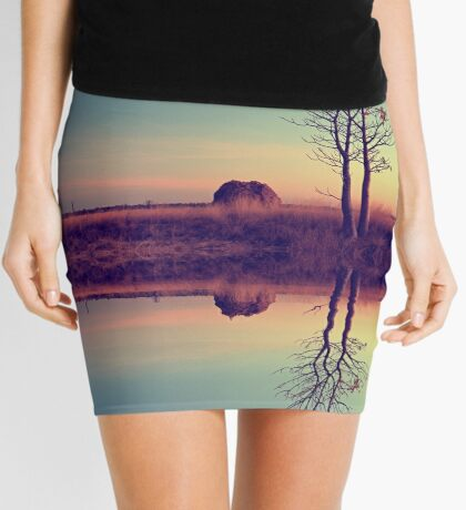 Voyage of discovery Mini Skirt