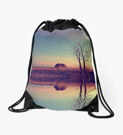 Voyage of discovery Drawstring Bag