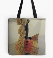 The old bird is doing ok Tote Bag