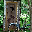 The Bike and the Bathroom by vigor