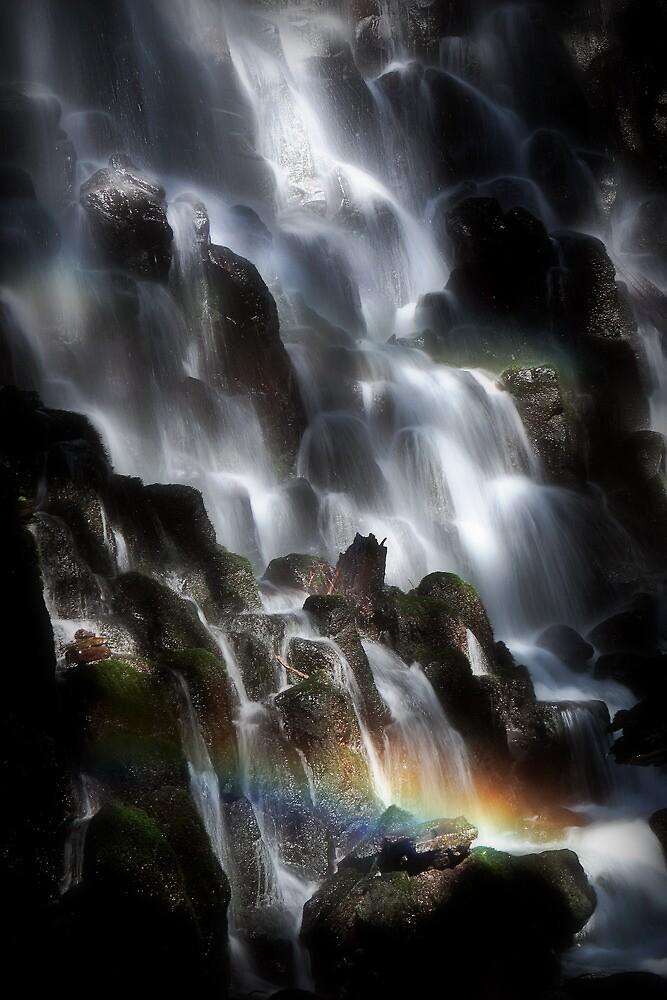 Ramona Falls Rainbow by Tula Top