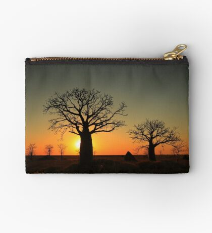 Sunset on the flats Studio Pouch