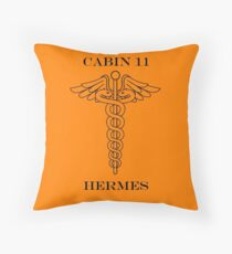 Camp Halfblood - Hermes Cabin Throw Pillow