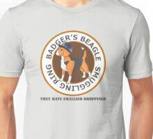 Badger's Beagle Smuggling Ring V2.5 Unisex T-Shirt