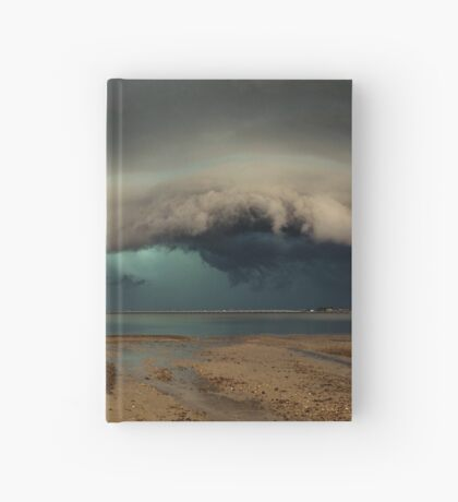 Woody Point Pano Hardcover Journal