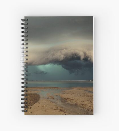 Woody Point Pano Spiral Notebook