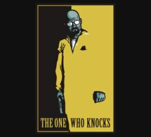 The One Who Knocks by WinterArtwork