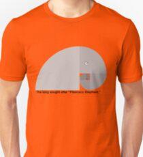 Fibonacci Elephant Unisex T-Shirt