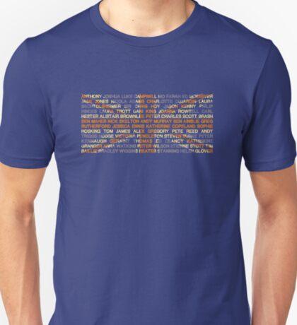 London 2012: Team GB Gold Medalists T-Shirt