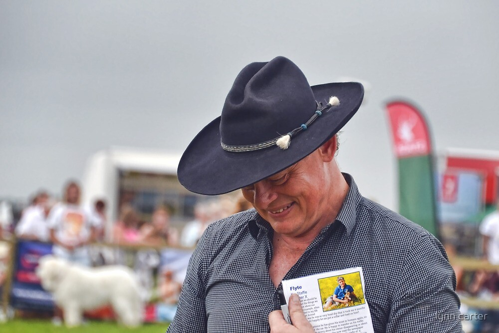 What's Up Doc - Buckham Fair, Dorset, Uk by lynn carter