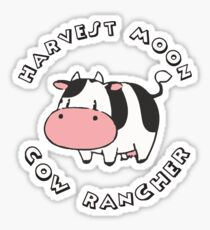 HARVEST MOON: COW RANCHER Sticker