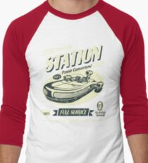 Tosche Station Men's Baseball ¾ T-Shirt