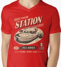 Tosche Station Men's V-Neck T-Shirt
