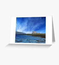 Martello Tower County Clare Ireland Greeting Card