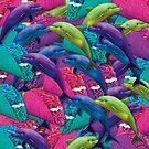 «el delfín del taco supremo» de STORMYMADE