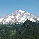 Mount Rainier by Deborah Singer