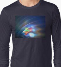 Aqua Pearl Long Sleeve T-Shirt