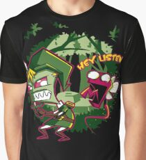 The Legend of Zim Graphic T-Shirt