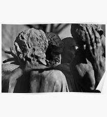 The Burghers of Calais - (Les Bourgeois de Calais) - Auguste Rodin Poster
