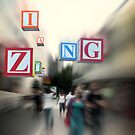 Zooming Zing by David Drummond