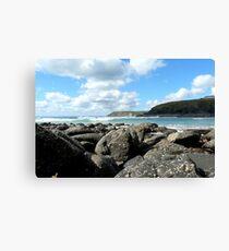 Cornish COAST Canvas Print