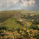 Corfe Castle by Patricia Jacobs DPAGB LRPS BPE4