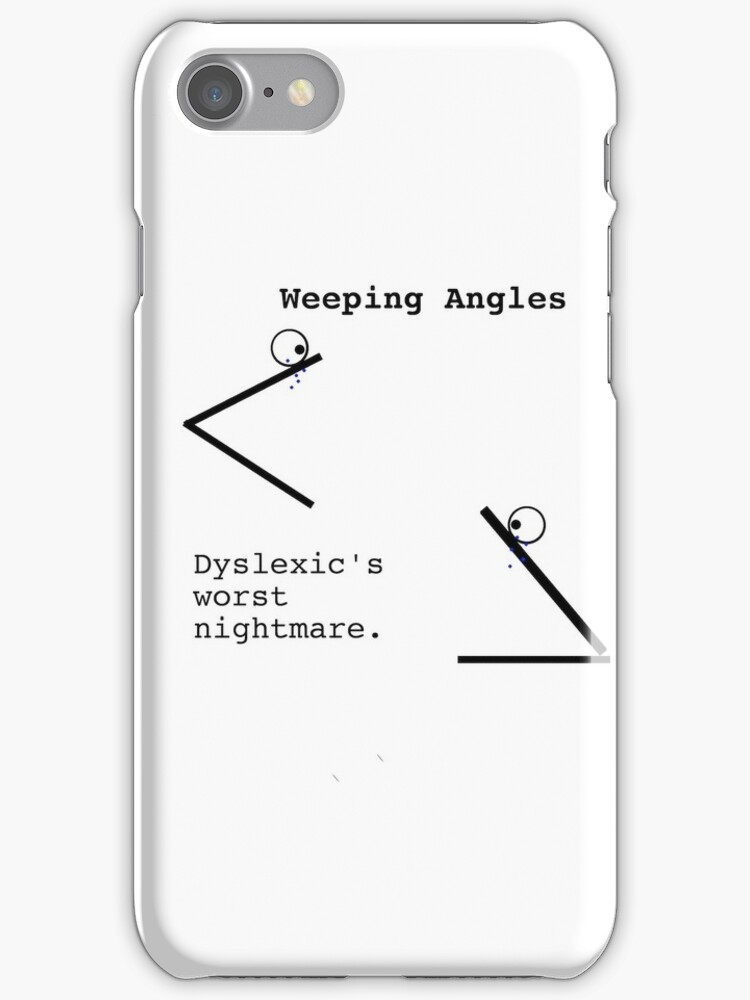 Weeping Angles by Peytonw93
