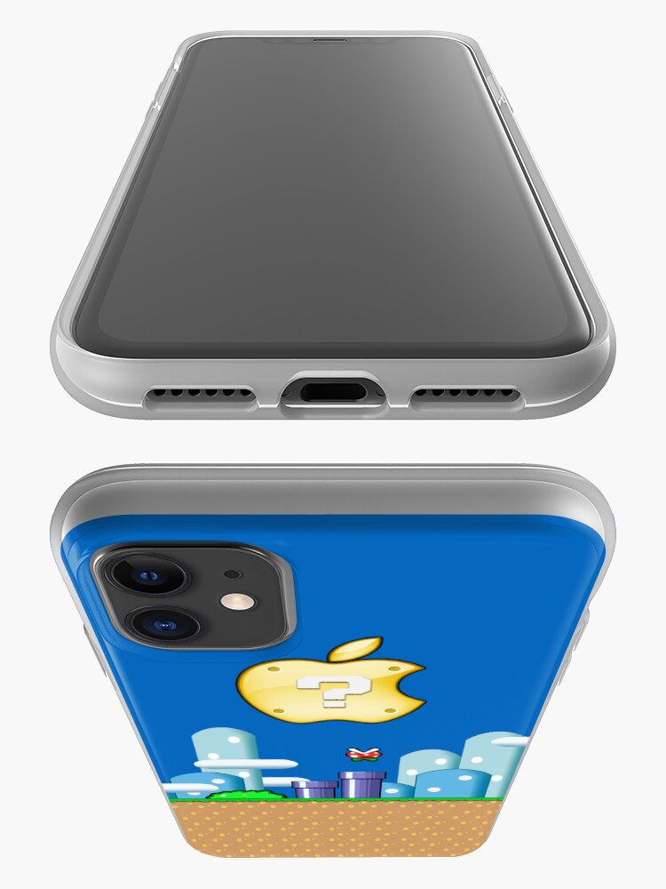 Alternate view of Question Block Apple iPhone Case & Cover