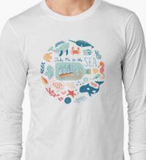 Take Me to the Sea Long Sleeve T-Shirt