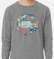 Take Me to the Sea Lightweight Sweatshirt