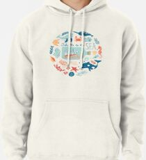 Take Me to the Sea Pullover Hoodie