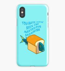 The Marvelous Breadfish iPhone Case